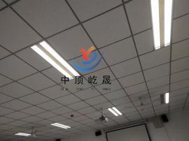 吊顶吸音降噪板 天花吸声板 屹晟建材出品 玻纤吸声板 岩棉板