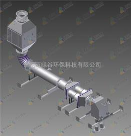 9t锅炉氮氧化物超标 工业燃气锅炉脱硝 锅炉NOx治理 锅炉SCR