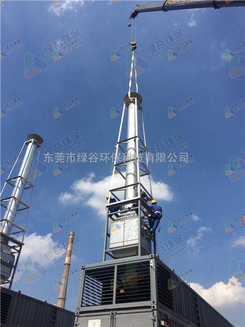 工业燃气锅炉脱硝 锅炉NOx治理 2t锅炉氮氧化物超标 锅炉SCR