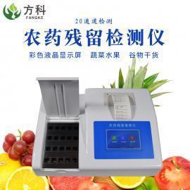 方科蔬菜农药残留检测仪FK-NC20