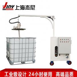 吨桶清洗机 三维旋转高压清洗设备