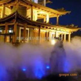 高压微雾造景设备 AAAA风景游览区人工造雾系统