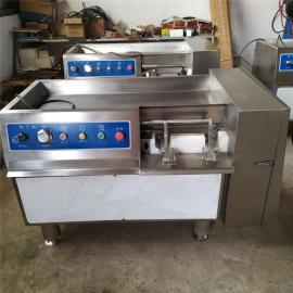 切丁机全自动牛羊肉切丁切片机