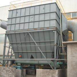 小型锅炉除尘器改造方案龙泰敲定进行实施
