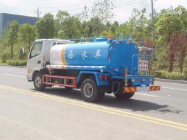 国五5吨-12吨绿化洒水车
