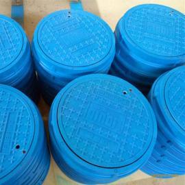 复合井盖A树脂纤维模压井盖一次成型铸铁井盖的替代产品