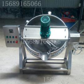 蒸汽加热夹层锅-不锈钢夹层锅定制