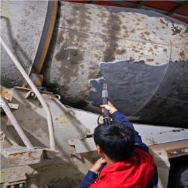水泥浆结块清理喷砂机