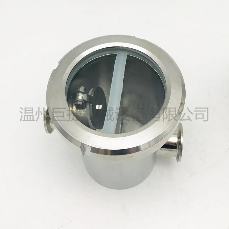 304不锈钢空气阻断器 空气阻断装置 卫生级防倒灌地漏
