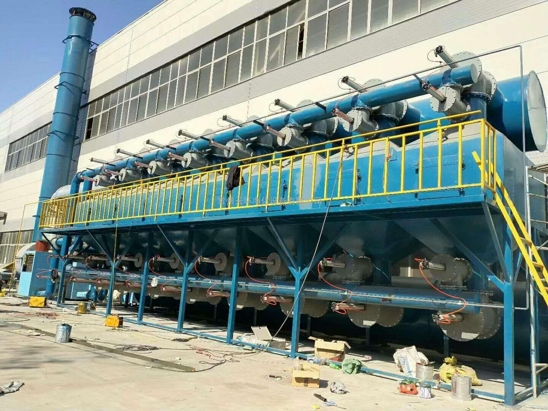 rco蓄热式废气处理装置 氮气脱附活性炭装置