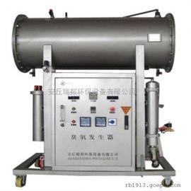 安丘瑞邦研�l制造中型水冷PLC自�踊�控制臭氧�l生器