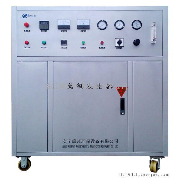 安丘瑞邦*中型水冷臭氧发生器环保臭氧设备定做
