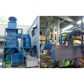 科朗兹KSW-T文丘里湿式除尘器 油烟废气过滤专用