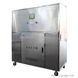 安丘瑞邦中型水冷PLC自动化控制臭氧发生器环保臭氧设备定做