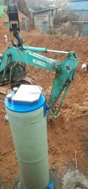 一体化预制地埋泵站