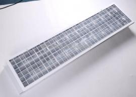 300*1.2米双管荧光灯平板格栅防爆灯