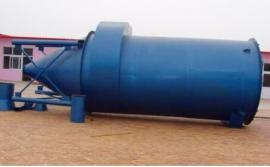 生产ZC-Ⅱ/Ⅲ型机械回转反吹扁袋除尘器