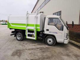 2019款福田3方小型垃圾车报价