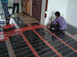 平房能安装电地暖吗?要注意什么吗?