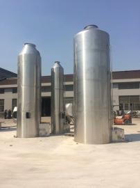 朗淳环保 酸雾吸收塔LCPLT-9000 玻璃钢材质优
