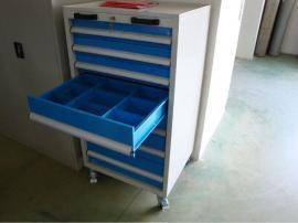 抽屉工具柜 机械厂置物工具柜 车床工具柜