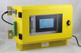 触摸屏 LED光源 高浓度臭氧气体浓度分析仪
