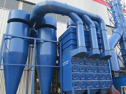 河北科宇环保设备有限公司 产品展示 布袋除尘器 脉冲布袋除尘器 >
