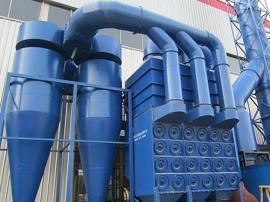 DTM型滤筒脉冲单机除尘器设备