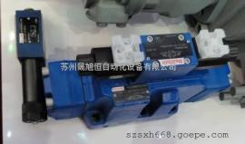 Rexroth力士乐4WRAE10E 4WRAE10W比例电磁阀技术参数