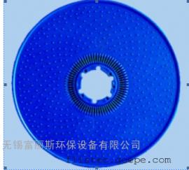 DTRO膜组件用的导流盘盘片