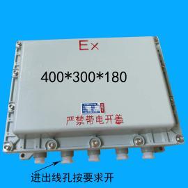 400*300防爆箱500*400防爆配电箱600*500防爆接线箱 控制箱