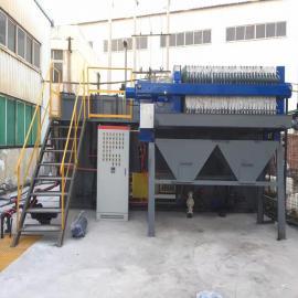 小型污泥板框压滤机