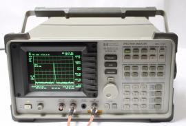 安捷伦 8590A 便携式射频频谱分析仪