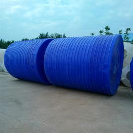 富航容器10��外加��团涔奘�立方��罐10��PE塑料水箱