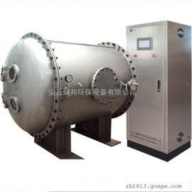 安丘瑞邦大型水冷臭氧发生器环保臭氧设备十余年生产经验