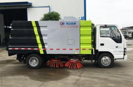 小型道路垃圾清扫车扫路车