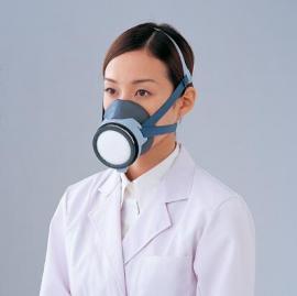 防毒口罩 (低浓度用0.1%以下)防毒マスク RESPIRATOR