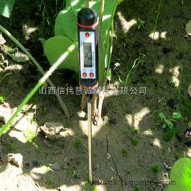 针式土壤温度计