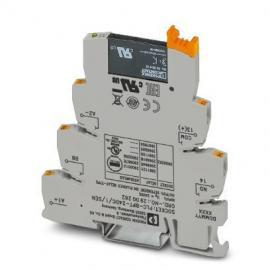 菲尼克斯2900359 固态继电器模块PLC-OPT-120UC/ 48DC/100/SEN