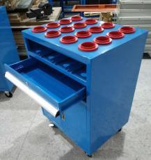 机床专用刀具柜 双开门配挂板BT系列刀具柜 维修用的刀具柜
