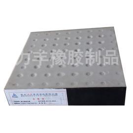 矩形滑板式橡胶支座, 四氟滑板式橡胶支座, GJZF4橡胶支座