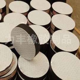 圆形滑板式橡胶支座, 四氟滑板式橡胶支座, GYZF4橡胶支座