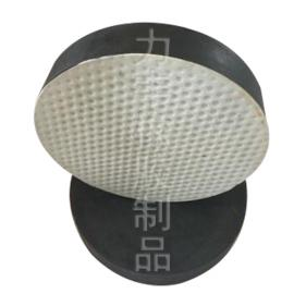GYZF4橡胶支座,圆形滑板式橡胶支座, 四氟滑板式橡胶支座
