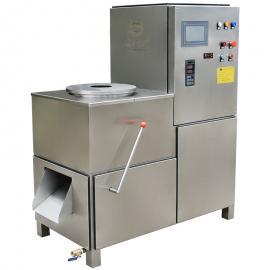 商用做潮汕牛肉丸鱼丸打浆设备,三速制冷打浆机