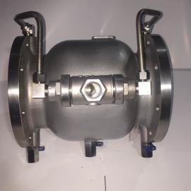 三科阀门LHS743X不锈钢低阻力倒流防止器