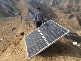 鼎光 太阳能板 太阳能发电系统 风力发电