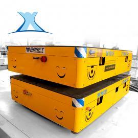 车无轨平板车双层纵横移动电动平车10吨30吨可定制