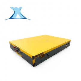 机床设备配套运输车 无轨平车 化工原料包装箱平板搬运车