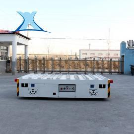运输变压器蓄电池供电大吨位搬运车无轨平车