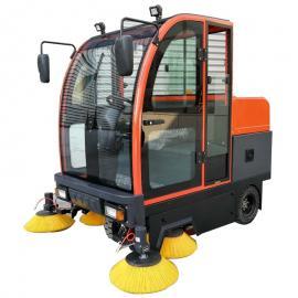 洁路宝JLB-1900扫地车 驾驶式道路清扫车 物业小区扫地吸尘车